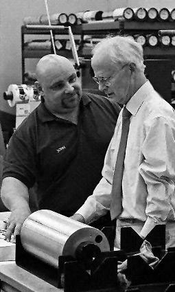 John Parker and Norman Wilson